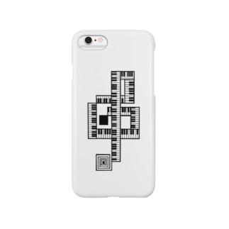 ト音記号 Smartphone cases