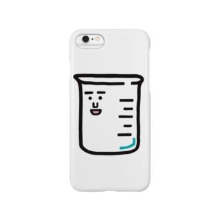 キャラNo.1ビーカーくん Smartphone cases