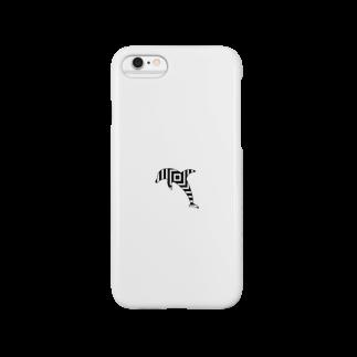 シンプルデザイン:Tシャツ・パーカー・スマートフォンケース・トートバッグ・マグカップのシンプルデザイン:ワンポイントスマートフォンケース