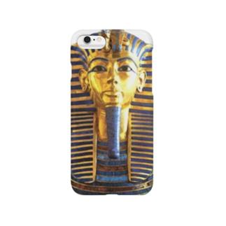 ツタンカーメン Smartphone cases