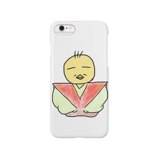 殿様ひよこ Smartphone cases