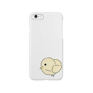 リアルひよこ Smartphone cases