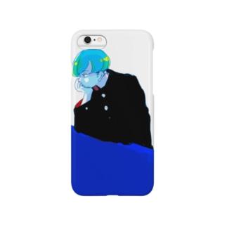セツナイ男の子 Smartphone cases