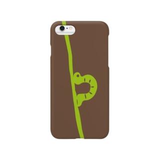 【hitocoto】イモムシ Smartphone Case