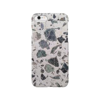 煉獄 作品 「石たちの会合」 Smartphone cases