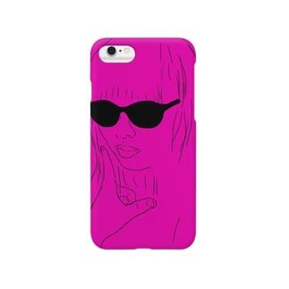 クールビューティー Smartphone cases