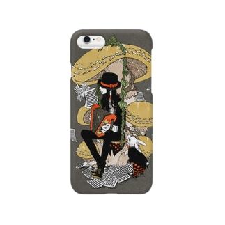 森の演奏家 Smartphone cases