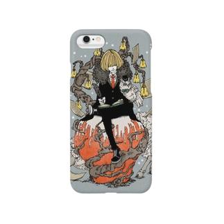 森の詩人 Smartphone cases