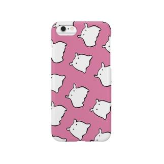 浮遊メンダコ Smartphone cases
