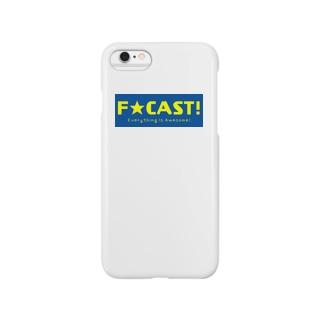 F☆CAST  オリジナル Smartphone cases