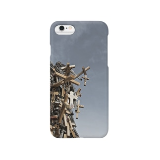 hill of cross Smartphone cases