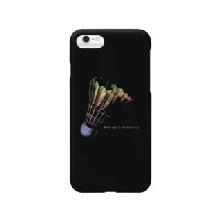 バドミントン Smartphone Case