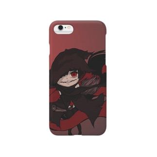 不敵な笑みの魔女 Smartphone cases