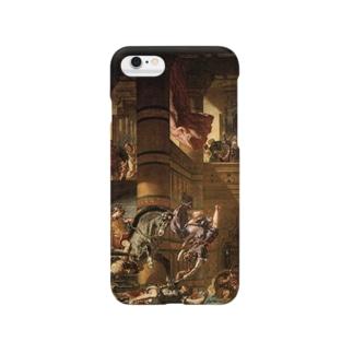 決戦の時 Smartphone cases