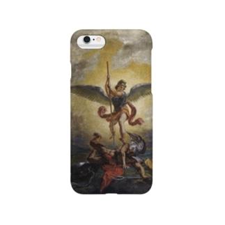天罰 Smartphone cases