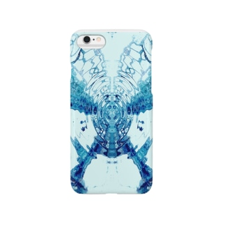 Blue Butterfly Smartphone cases