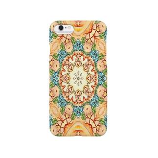 薔薇の万華鏡 Smartphone cases
