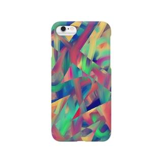 レインボー Smartphone cases