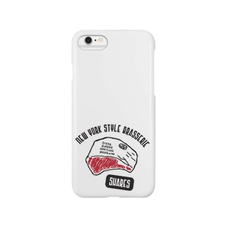 SHARES(Angus Beef Steak) Smartphone cases