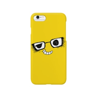 i*Color - MEGANE*【 Yellow 】 Smartphone cases