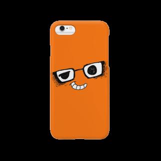 Yuji_Kunのi*Color - MEGANE*【 Orange 】 Smartphone cases
