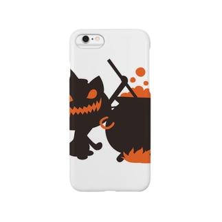 ハロウィンキティ☆パンプ Smartphone cases
