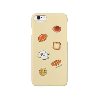 パン屋 Smartphone cases