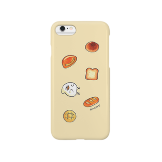 mugny shopのパン屋 Smartphone cases