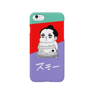スモー Smartphone cases