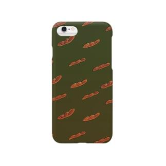 空飛ぶパン Smartphone cases