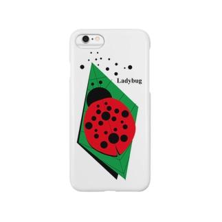 Ladybug Smartphone cases