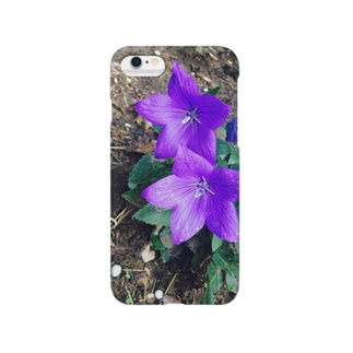 桔梗 Smartphone cases