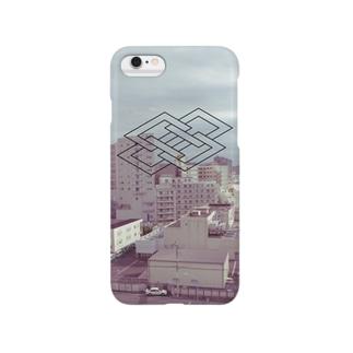 幾何学1 Smartphone cases