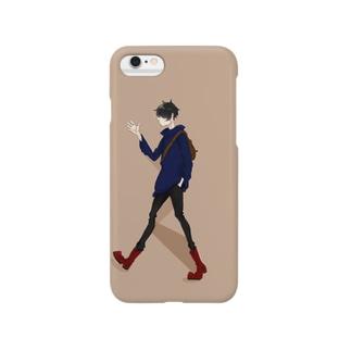 マッシュ男子 Smartphone cases