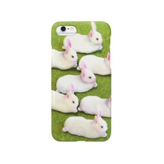 白兎群衆 Smartphone cases