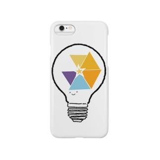 Electric bulb スマートフォンケース