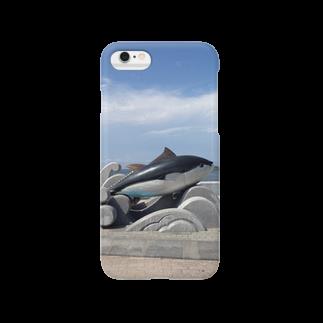 nandemoya080の本州最北端のマグロ Smartphone cases