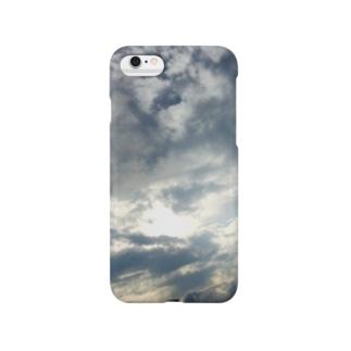 晴れ間 Smartphone cases