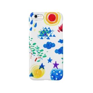 Onomatopee しぜんのおと Smartphone cases