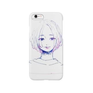 メイク Smartphone cases