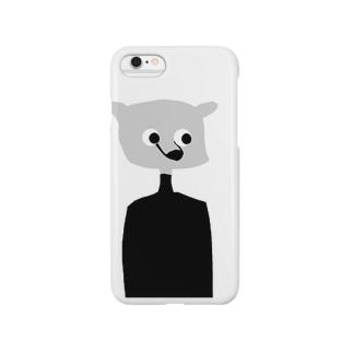 日和見熊 Smartphone cases