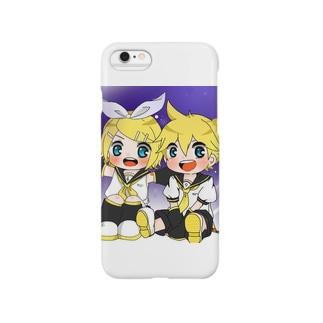 理恵(●´ω`●)別垢名(花火)の鏡音リンレン Smartphone cases