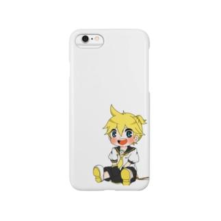 鏡音レン Smartphone cases