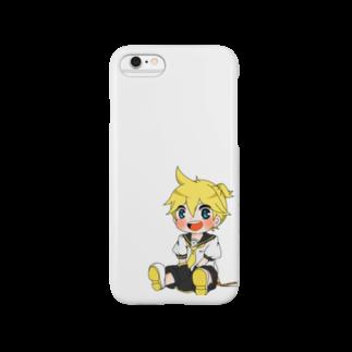 理恵(●´ω`●)別垢名(花火)の鏡音レン Smartphone cases