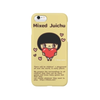 ミックスちゃんiPhone 6用スマホケース Smartphone cases