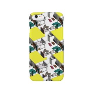 おへやさん Smartphone cases
