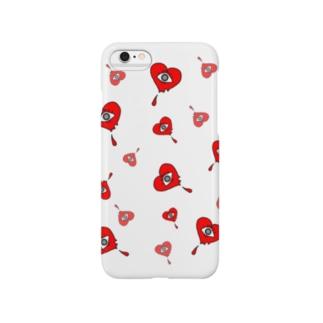 愛。目。 Smartphone cases