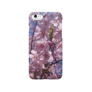 彼岸桜 Smartphone cases