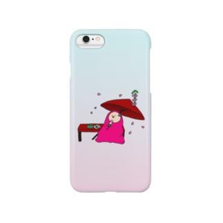 サクラ - cherry blossom Smartphone cases