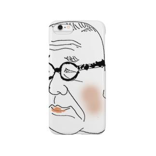 #いくぞ岩田屋 北大路魯山人 Smartphone cases